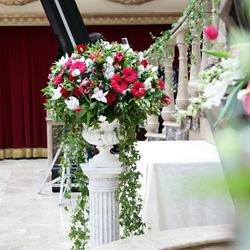 Свадебный букет невесты, оформление свадьбы, свадебное оформление машины